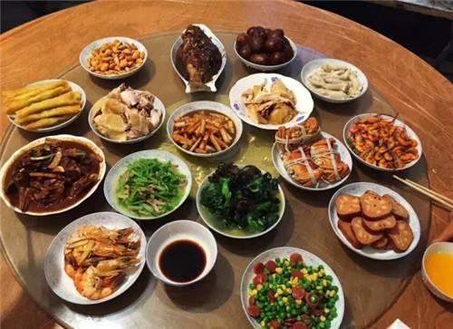 农村酒席20个菜单【长沙婚宴酒店蜜匠婚礼】图片