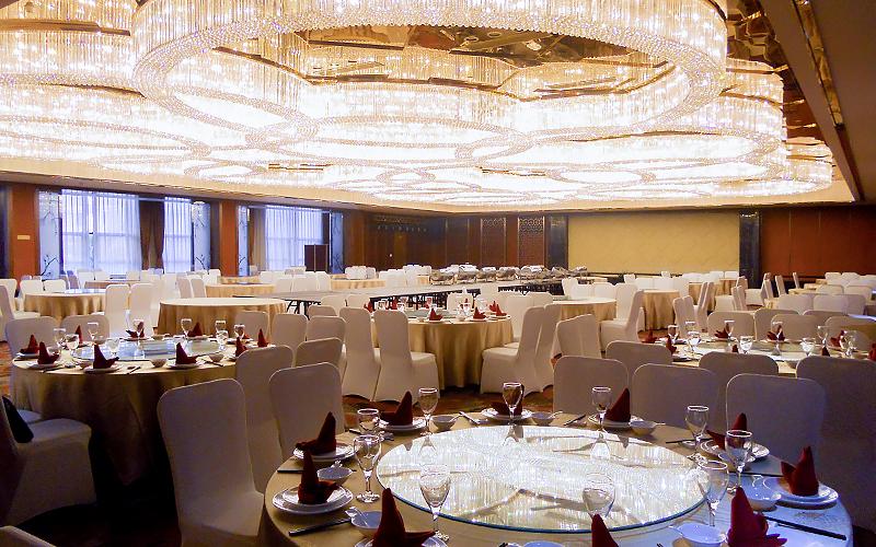 雾都宾馆婚宴预订