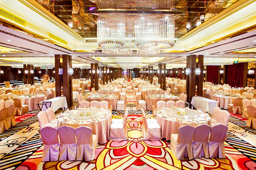 璞悦瑞河酒店婚宴预订