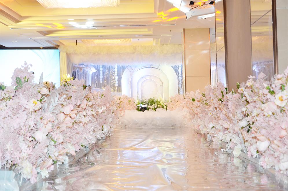 上海绿地万怡酒店婚宴预订