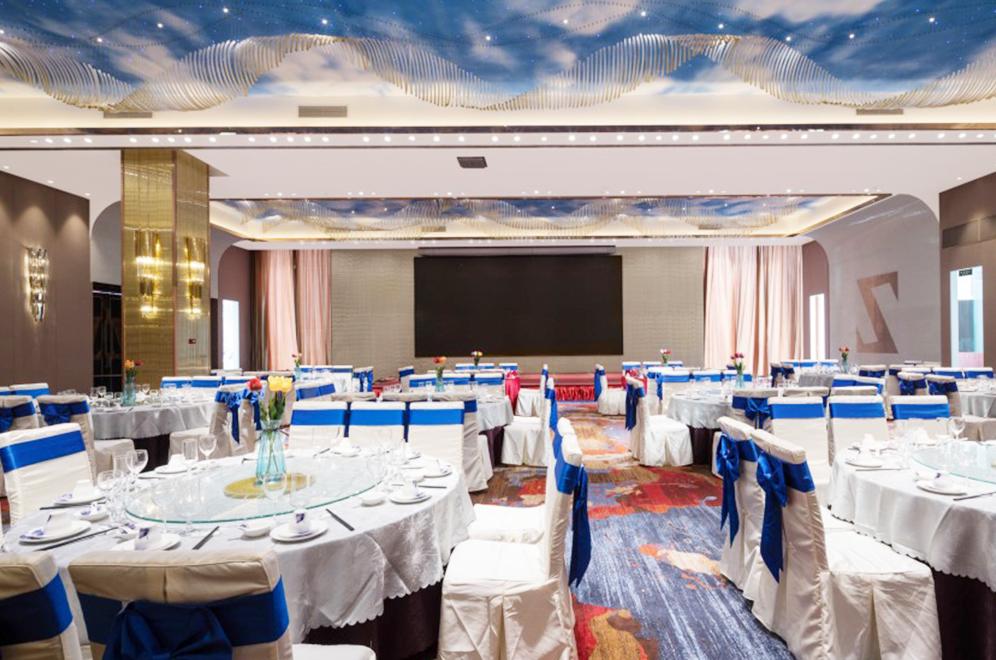 广州科学城总部国际大酒店婚宴预订