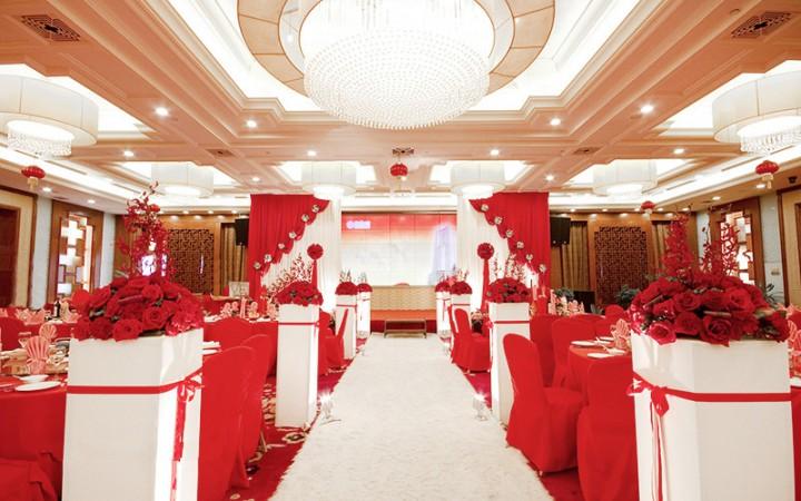 潇湘华天大酒店婚宴预订