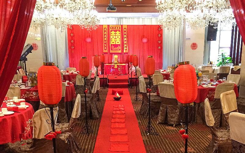 金水湾食府(财信店)婚宴预订