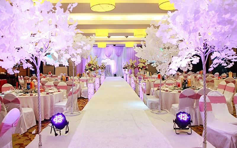 华雅国际大酒店婚宴预订
