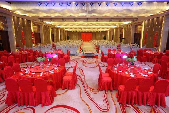 融程花园酒店婚宴预订