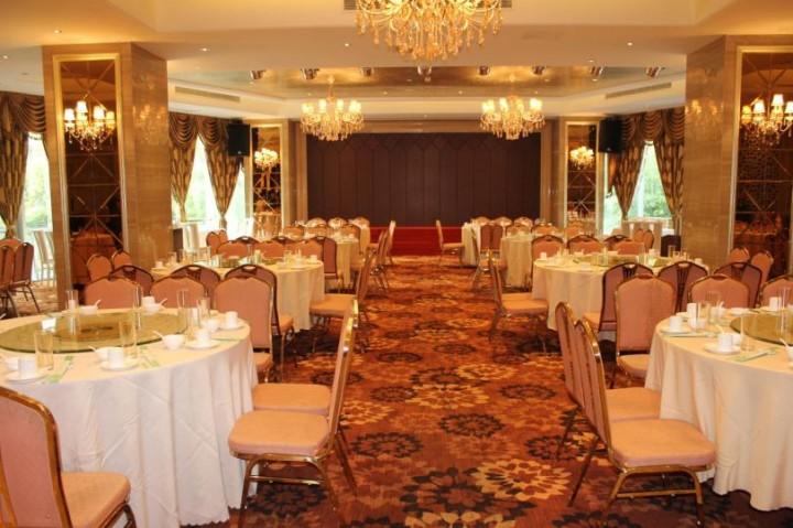 陋园宾馆婚宴预订