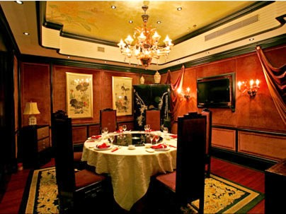 暖心人家人文餐厅婚宴预订