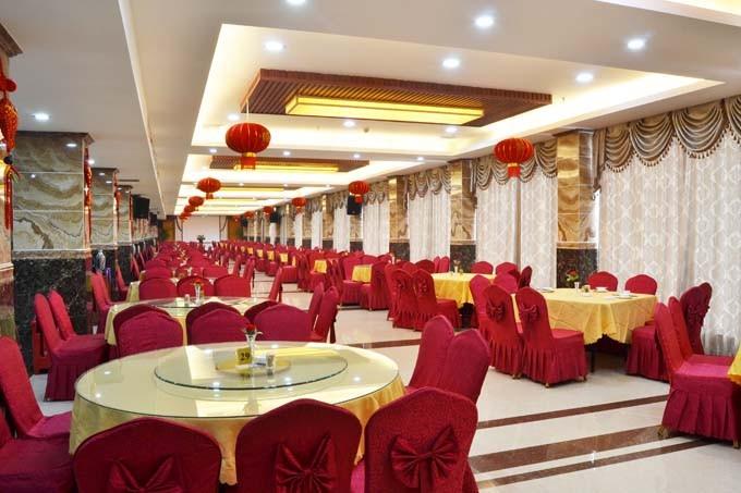 鸿业大酒店(南站店)婚宴预订