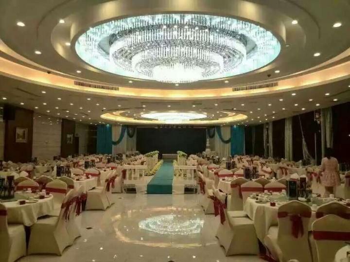 新百合大酒店婚宴预订