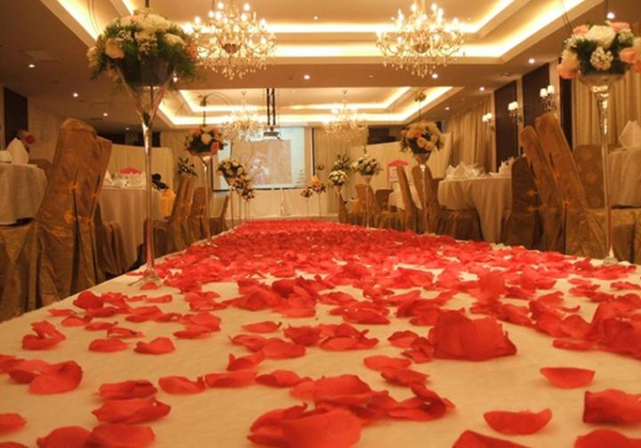 豪布斯卡大酒店婚宴预订