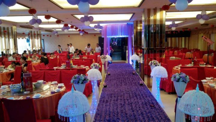 华泰大酒店婚宴预订