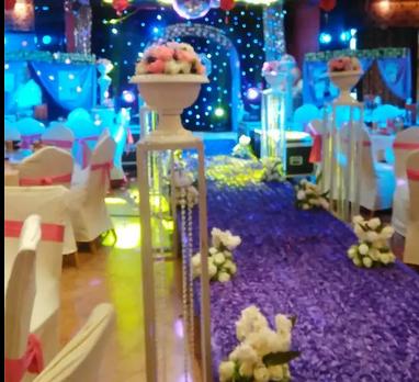渔湘满亭酒店婚宴预订