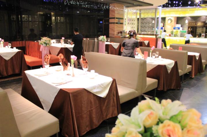 上厨制造(原锦禹味餐厅)婚宴预订