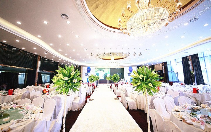 枫林宾馆婚宴预订