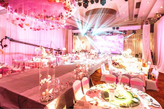 华瑞丹枫建国饭店婚宴预订