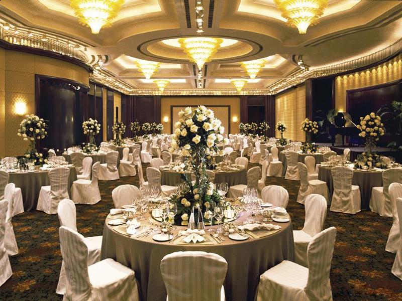洲际酒店婚宴预订