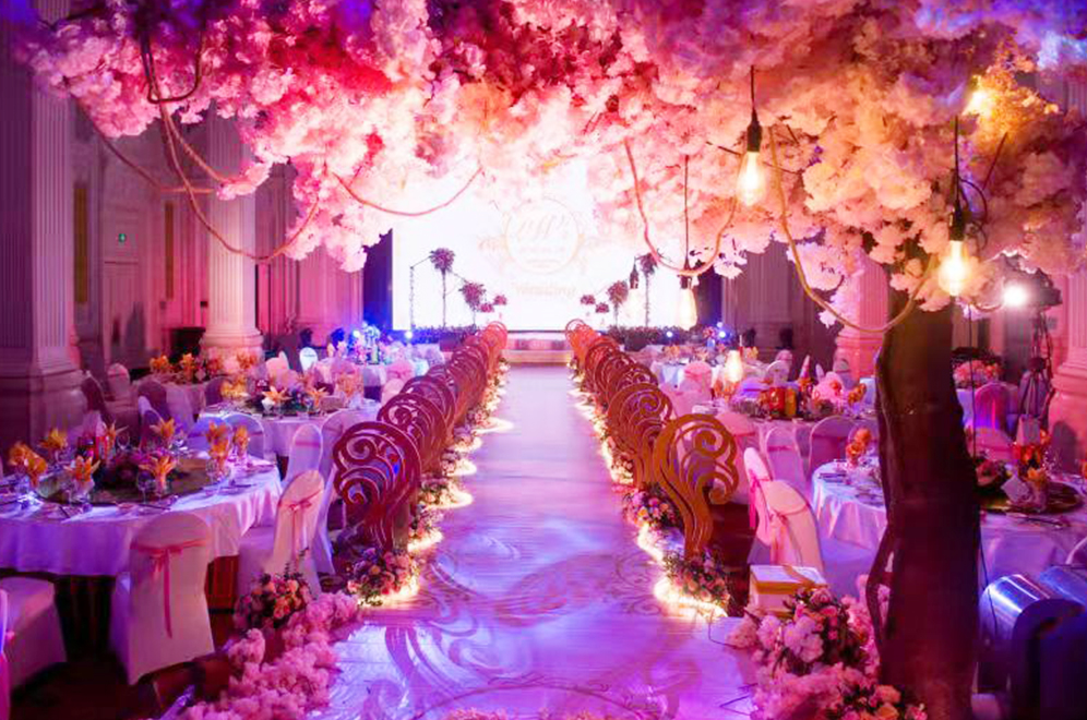 北京中复大厦婚宴预订