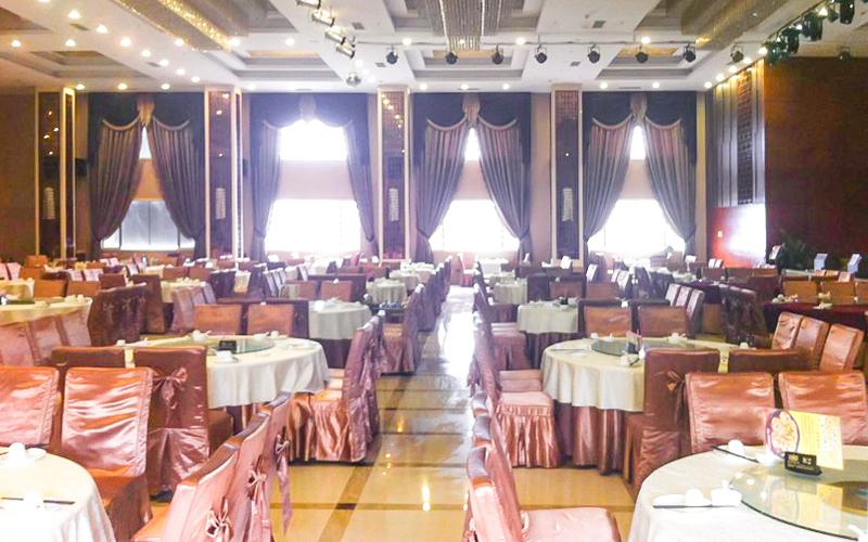鼎泰盛世海鲜大酒楼婚宴预订