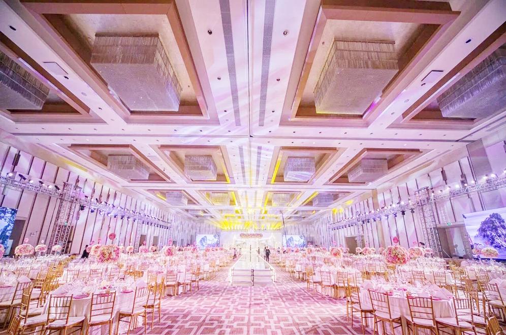 广州南丰朗豪酒店婚宴预订