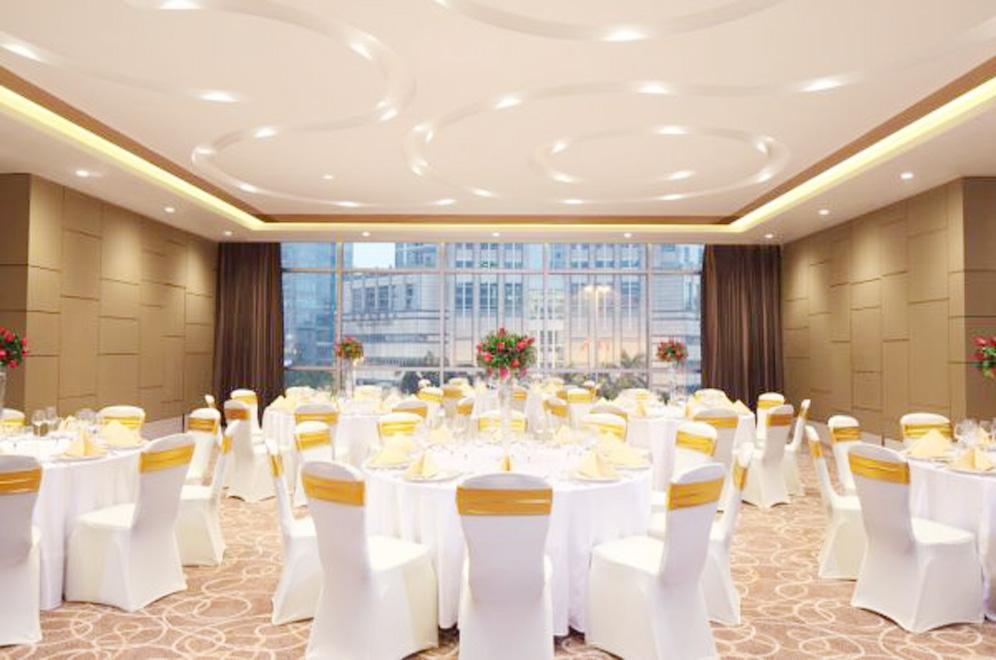 广州希尔顿逸林酒店婚宴预订