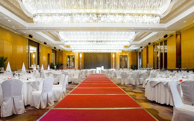 城市名人酒店婚宴预订