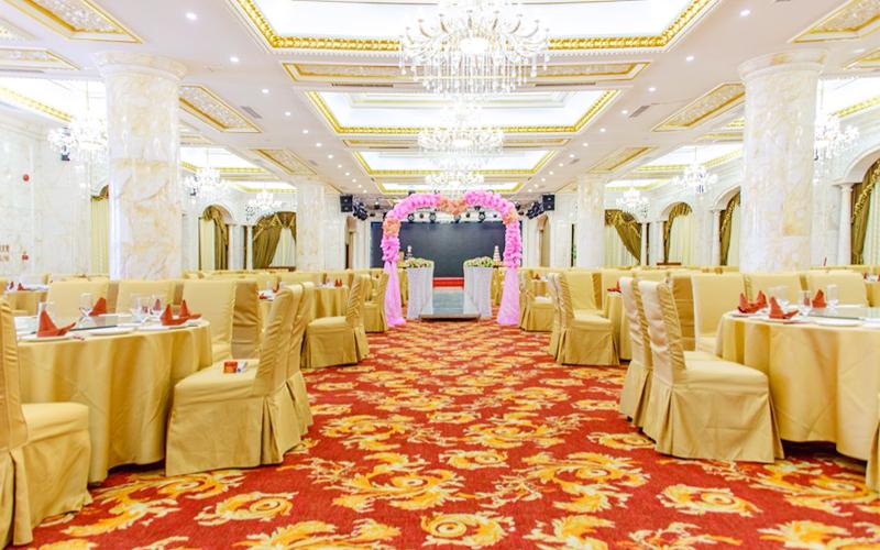 粤大金融城国际酒店婚宴预订