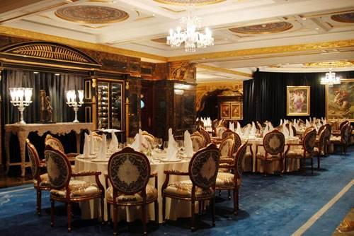 古魅法式餐厅酒廊婚宴预订