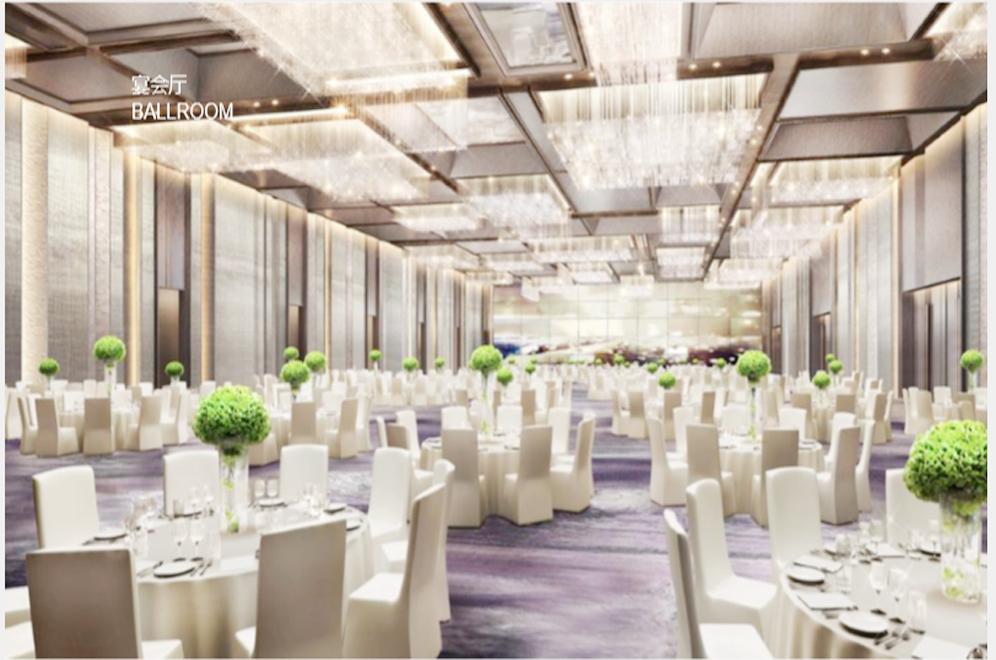 上海鲁能JW万豪侯爵酒店婚宴预订