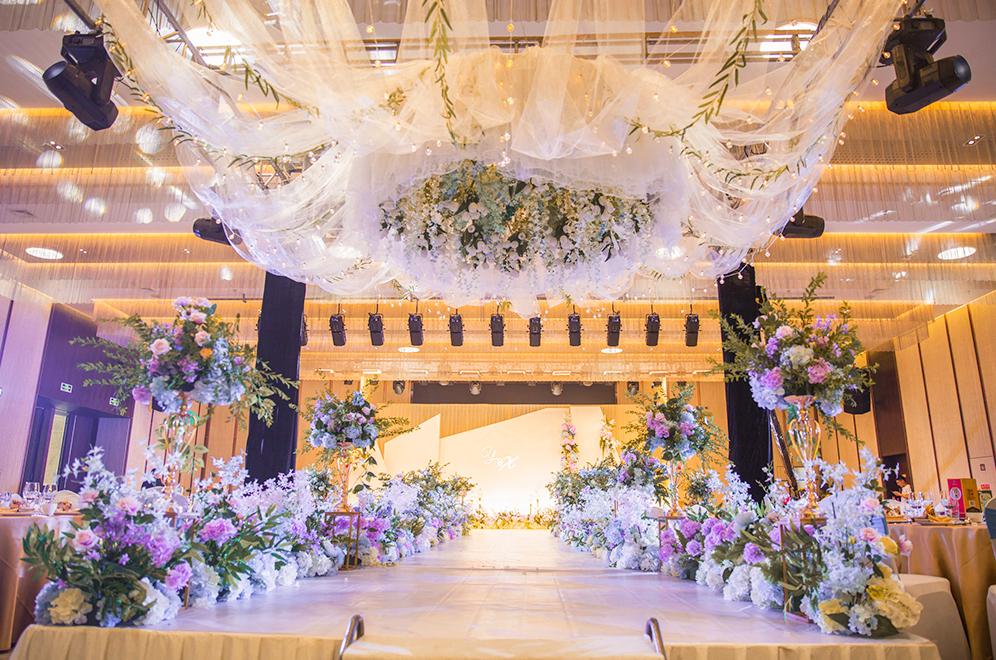 北京银保建国酒店婚宴预订