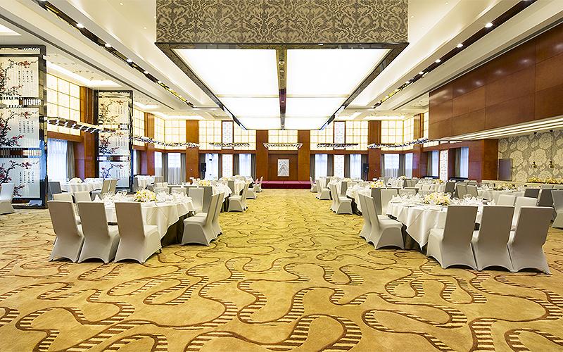 渝州宾馆婚宴预订
