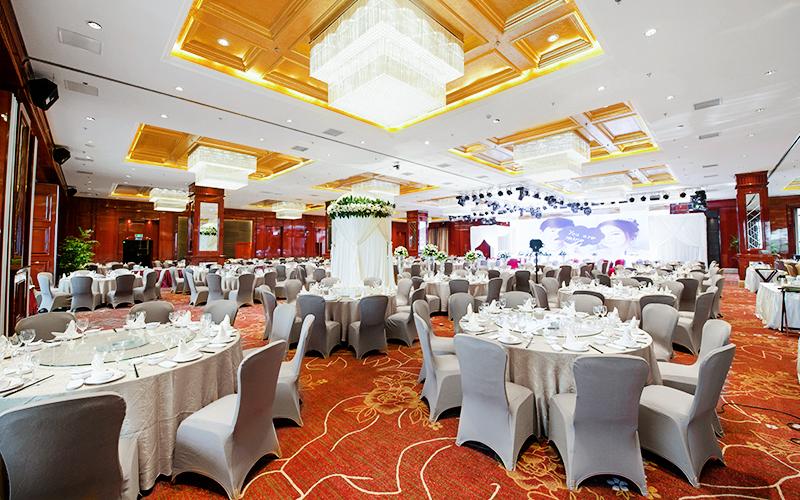重庆华辰国际大酒店婚宴预订