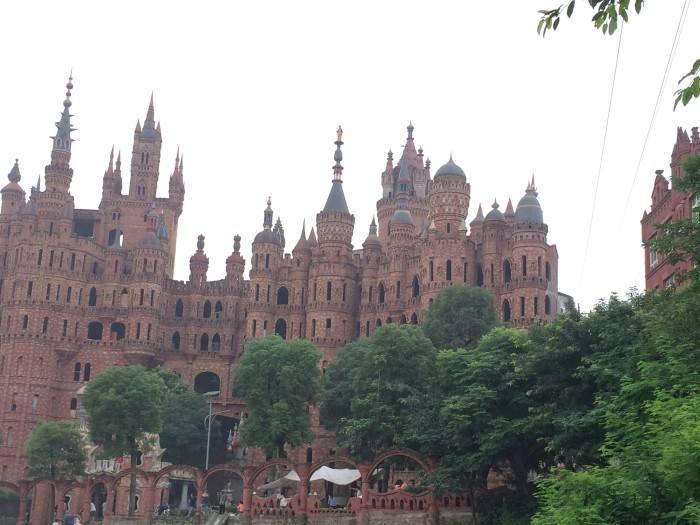 城堡大厅婚宴预订