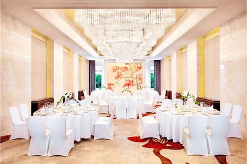 广州万富希尔顿大酒店婚宴预订