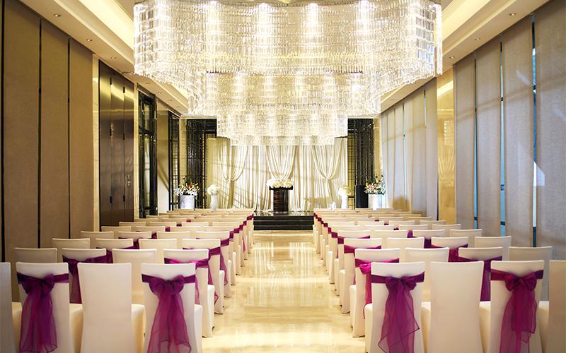 成都新希望高新皇冠假日酒店婚宴预订