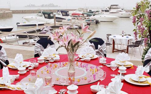 苏州太湖水星游艇俱乐部婚宴预订