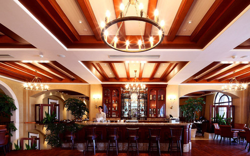 美林湖大酒店婚宴预订