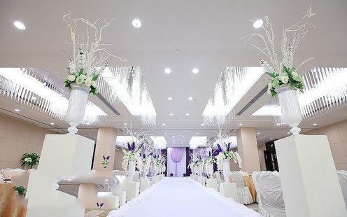 银海佰岭酒店婚宴预订