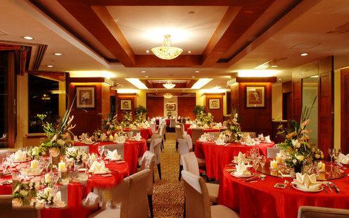 民航大酒店婚宴预订