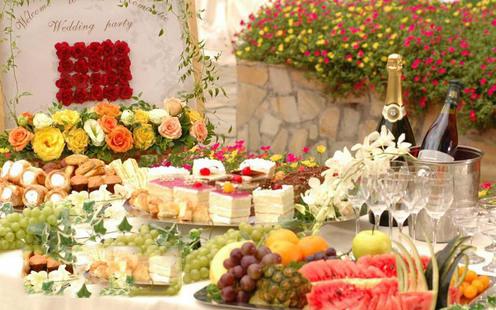 满福城餐厅婚宴预订