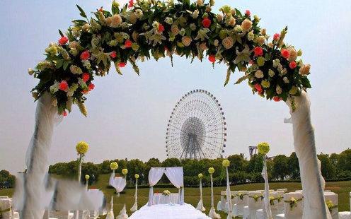 金鸡湖新罗酒店婚宴预订