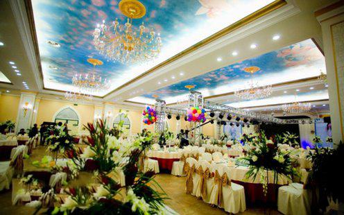 发现王国婚礼殿堂婚宴预订