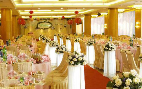 仲夏花园酒店婚宴预订