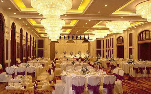 泰达美爵酒店婚宴预订