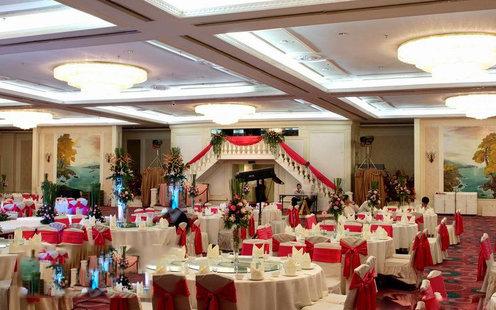 大连之夜婚宴主题餐厅婚宴预订