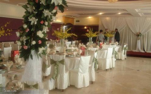 华能宾馆婚宴预订