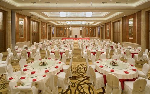 万达索菲特大酒店婚宴预订