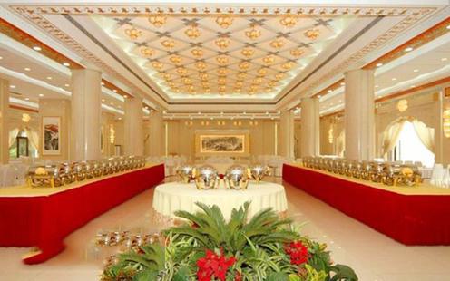 南郊宾馆婚宴预订