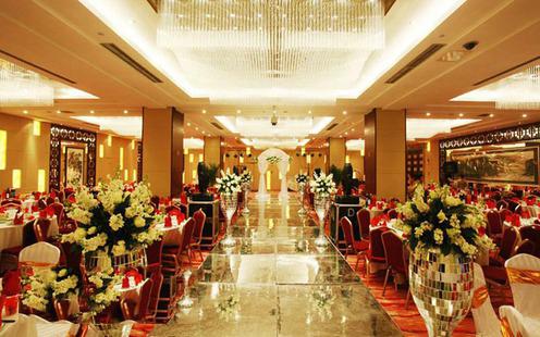 绿洲大酒店婚宴预订