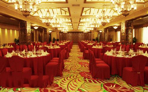 中堰瑞铧国际酒店婚宴预订