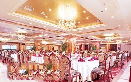 典雅戴斯饭店婚宴预订